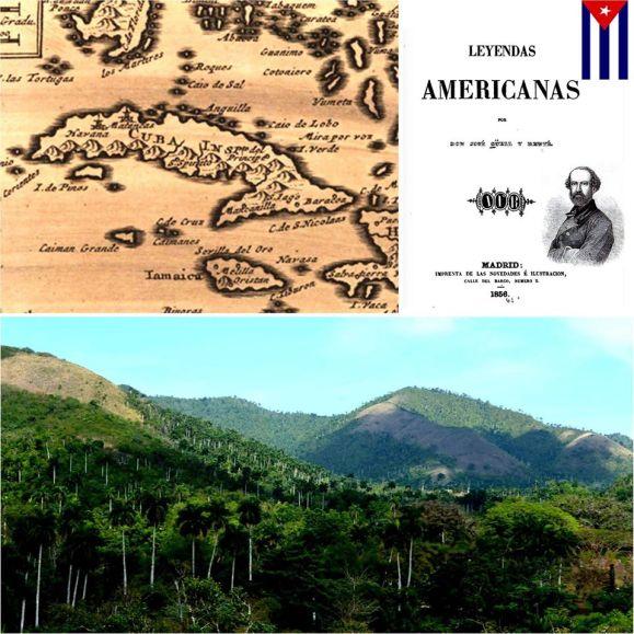 ORIGEN DE CUBA -LEYENDA